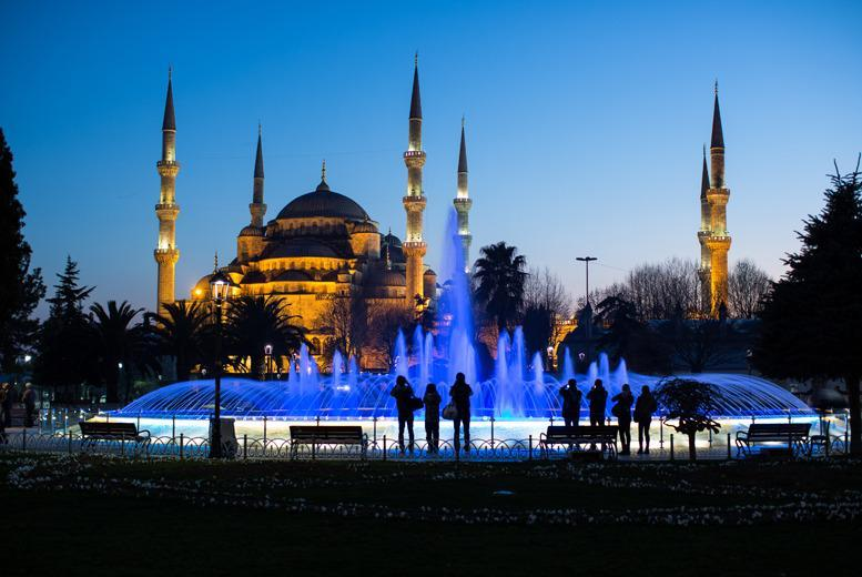 From £169pp (from iFly) for a 2nt 4* Istanbul break including return flights, from £239pp for 3nts - save up to 33%