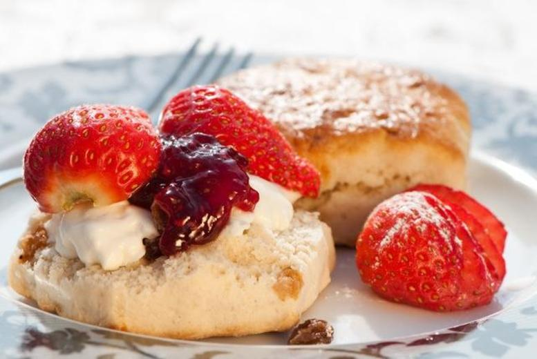 £4 for a cream tea for 2, £10 for an afternoon tea for 2 at Dolly's Vintage Tearoom, Nottingham - save up to 43%