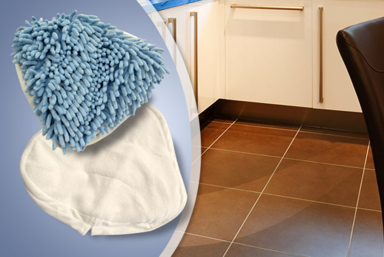 From £4.99 (with Your Spares) for 2 Vax-compatible steam mop cleaning pads, from £9.98 for 4 or from £12.98 for 6 - save up to 29% + DELIVERY INCLUDED!