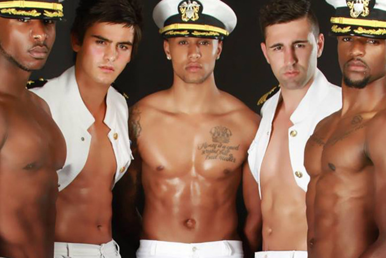 £19 for 1 ticket to the Pleasure Boys revue show inc. a glass of bubbly, buffet and club entry from Pleasure Ladies Nights - pick from 4 locations and save 49%