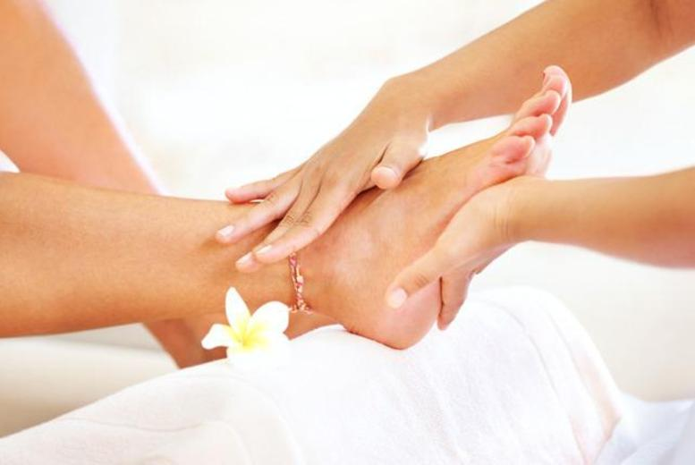 £19 for a 1-hour luxury pedicure and foot callus treatment at Enzo Beauty, Acton Town