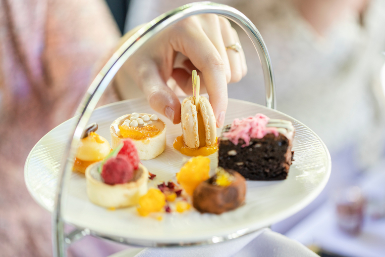 Image of 4 Sparkling Afternoon Tea For 2 | Regional | Living Social