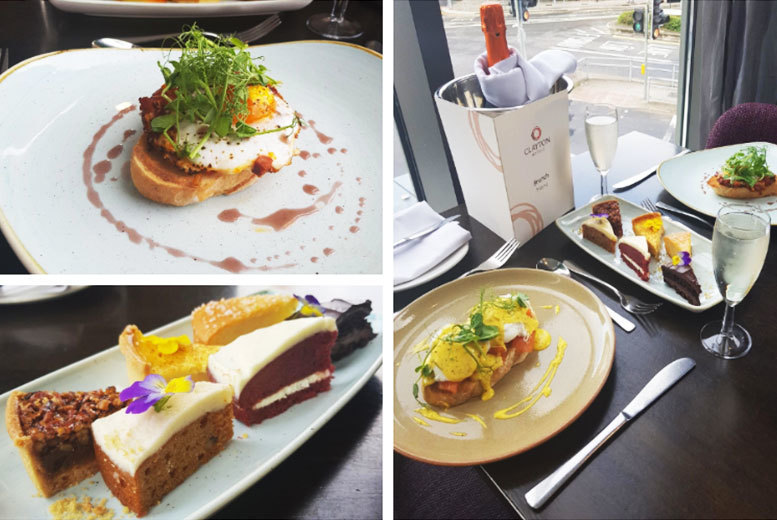 Image of 2-Course 'bottomless' Brunch For 2 | Regional | Living Social