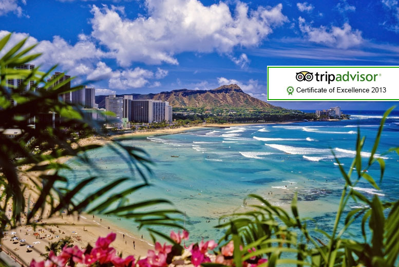 From £1259pp instead of up to £1779pp (from Merry Travel) for a 6-night Hawaii break inc. flights and Pearl Harbor tour - save up to 29%