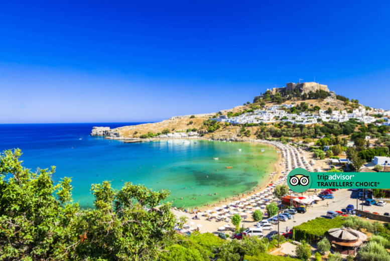 Image of 4 Rhodes All-Inclusive Stay & Flights | Living Social