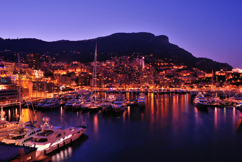 £599pp (with IWC) for return business class service flights to Monaco with entry to the 2014 Grand Prix, or £999pp inc. overnight stay - save up to 40%
