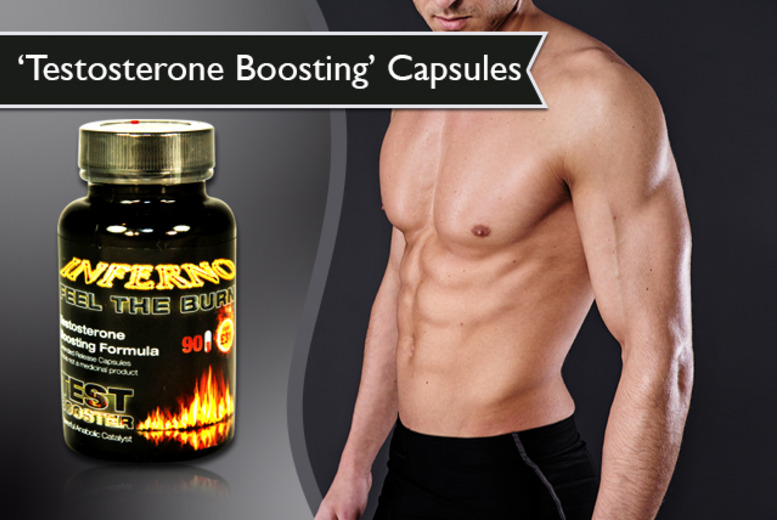 £9 instead of £31 (from GB Supplement) for a 1-month* supply of Inferno capsules, £18 for a 3-month* supply - save up to 71%