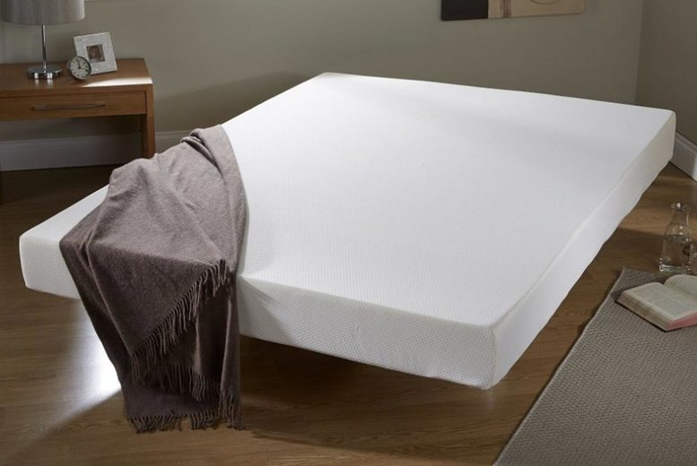 From £89 for a medium firm memory foam mattress from FTA Furnishings!