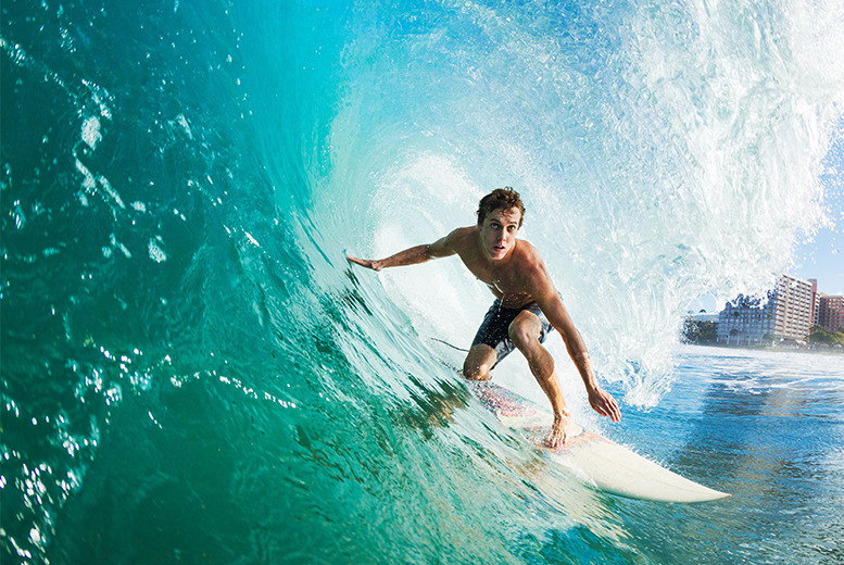 £159 instead of up to £266.73 (at Las Dunas Surfcamp) for a 7nt surfing break in Fuerteventura inc. daily breakfast, lessons and equipment - save up to 40%