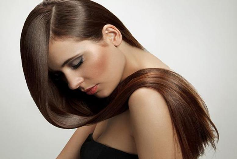 £14 instead of £40 for a restyle cut, Moroccanoil® treatment and blow dry with a senior stylist at Infusion, Birmingham - save 65%
