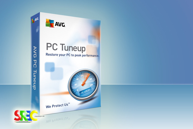 £8 instead of £29.99 (from SRE Computing) for a 1 year AVG 2-PC Tuneup 2012 package – clear the clutter from your PC and save 73%