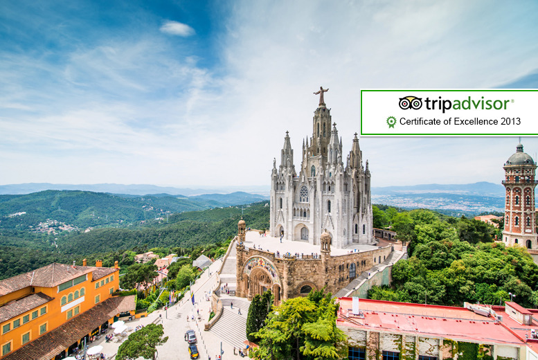 From £139pp instead of up to £242.10pp (from iFly) for a 2-night 4* Barcelona break including flights - save up to 43%