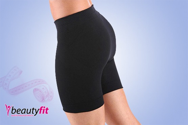 £7.99 instead of £44.99 (from BeautyFit) for Neoprene Workout Shorts - make your work out work harder & save 82%