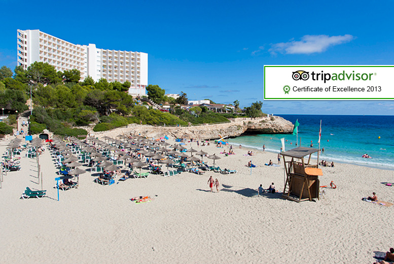 From £189pp (from Blue Sea Holidays) for a 4nt all-inclusive Majorca break inc. flights, from £299pp for 7nts - save up to 30%