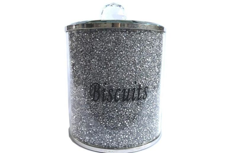 £29 for a jewel biscuit tin from Discounted Price LTD T/A Salt Lamps-UK - save up to 52%