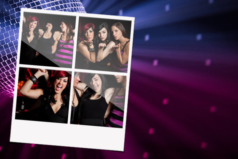 From £199 instead of up to £395 for 3 hours of photo booth hire, or from £249 for karaoke booth hire with PM Entertainments – save up to 50%