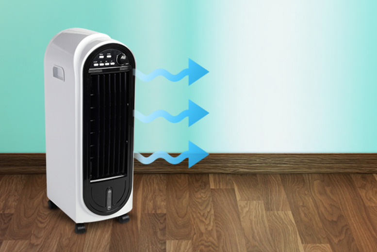 £89.99 instead of £149.99 for a Beldray air cooler and humidifier from Wowcher Direct - save 40% + DELIVERY IS INCLUDED!