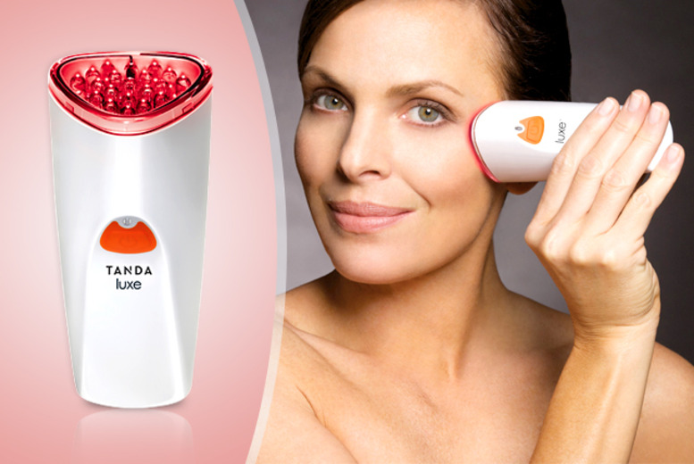 £99.99 instead of £247.01 for a Tanda Luxe 'anti-ageing' skin rejuvenation system from Wowcher Direct - save 60%