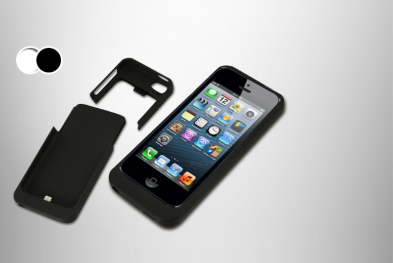 £10 instead of £19.99 (from D2D) for a charging case for iPhone 4, or £14 for an iPhone 5 charging case - save up to 50%
