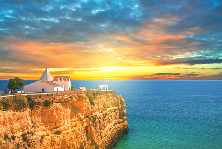 From £79pp (from Tour Center) for a three-night all-inclusive Algarve break with flights, from £139pp for five nights, or from £199pp for seven nights - save up to 22%