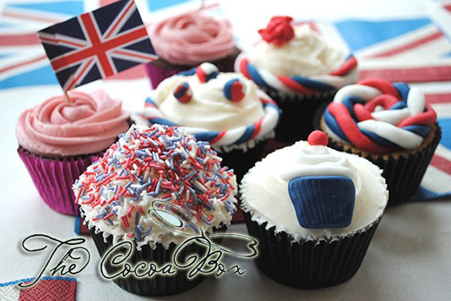 £28 instead of £60 for a 2 hour cupcake decorating class at The Cocoa Box, London – make tasty looking treats and save 53%