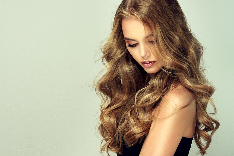 Image of Curly Blow Dry | Regional | Living Social