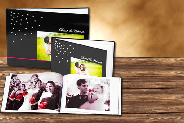 £9.99 instead of £30 (from photographyprint.co.uk) for a 30-page A5 crystal photo book, £13.99 for an A4 book - save up to 67%