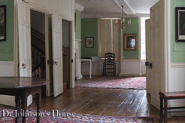 £4.50 instead of up to £9 for 2 tickets to Dr Johnson's House – visit the house where writer Samuel Johnson lived & save up to 50%