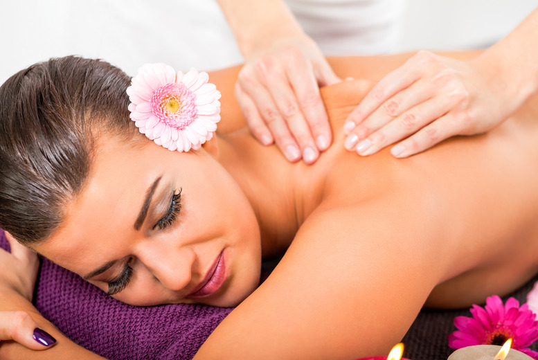 £16 instead of £60 for a 60-minute custom pamper package, or £23 for a 90-minute package at Agadir Spa - save up to 73%