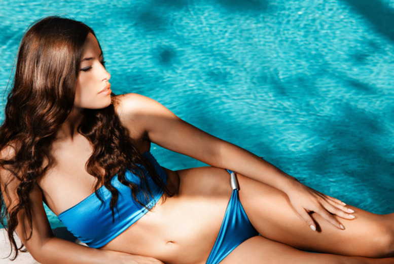 £9.99 instead of £35 for an underarm and Hollywood or Brazilian wax with Riddhi's Beauty Clinic, Aldgate - save 71%