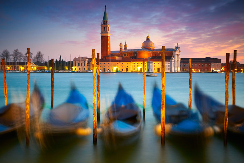 From £99pp (from iFly) for a 2nt Venice break at your choice of 4* hotel inc. breakfast and flights, or from £139pp for 3nts - save up to 41%