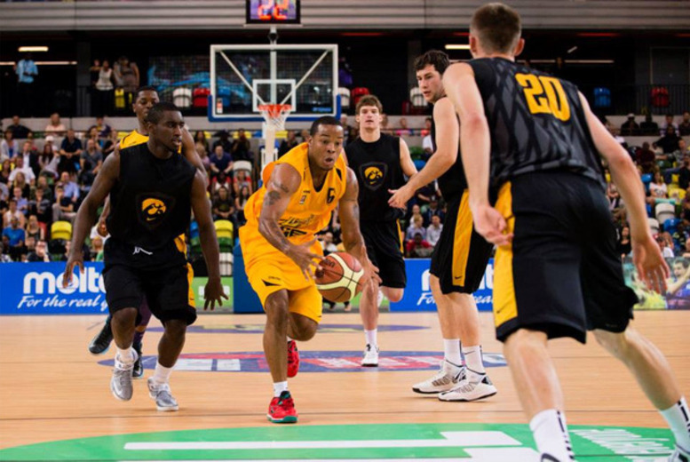 £16 for 2 tickets to see the London Lions in the 1st round of British Basketball League playoffs on 25th April @ Olympic Copper Box Arena - save up to 39%