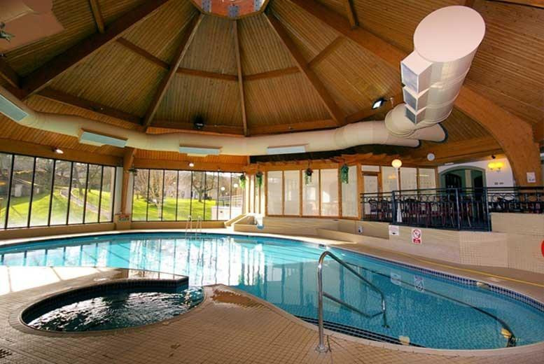 From £59 (at Moness Resort) for a 1nt stay for 2 inc. breakfast and access to spa facilities, from £99 for 2nts - save up to 56%