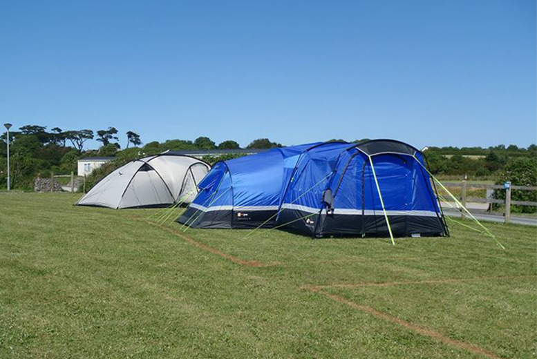 £19 instead of £52.50 (from Pentire Haven Holiday Park, Bude) for a 3nt camping pitch for 2 people, or £25 for 4nts - save up to 64%