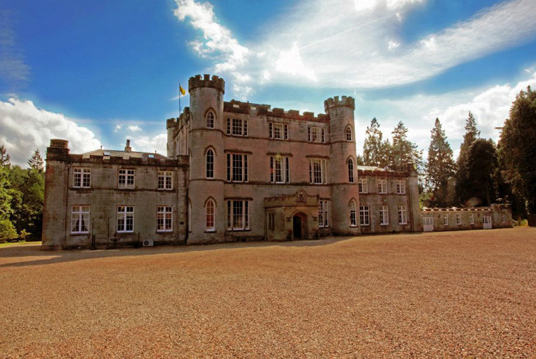 £99 (at Melville Castle) for a 1nt stay for 2 with b'fast & 2-course lunch, £119 for b'fast & a 2-course dinner - save up to 43%