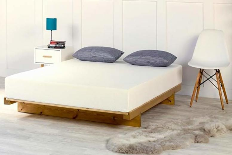 From £39 for a reflex memory foam orthopaedic mattress from Dining Tables – choose from six sizes!
