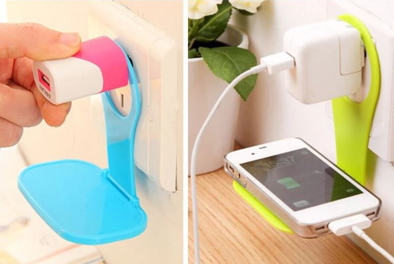 From £3.99 for a Folding Mobile Phone Charging Stand from SecretStorz - save up to 80%