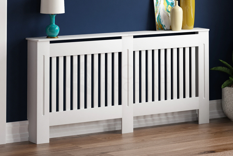 From £24 instead of £61.99 for a Vida Designs Chelsea radiator cover in Small to Extra Large sizes from Home Discount - save up to 61%