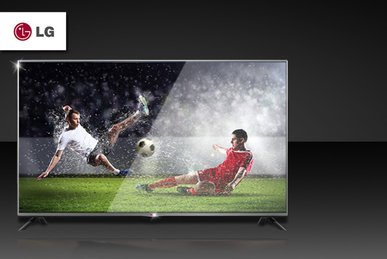 £375 instead of £409.96 for a LG 42LB550V 42 inch LED TV with 1080p HD & Freeview HD from Wowcher Direct - save £34.96