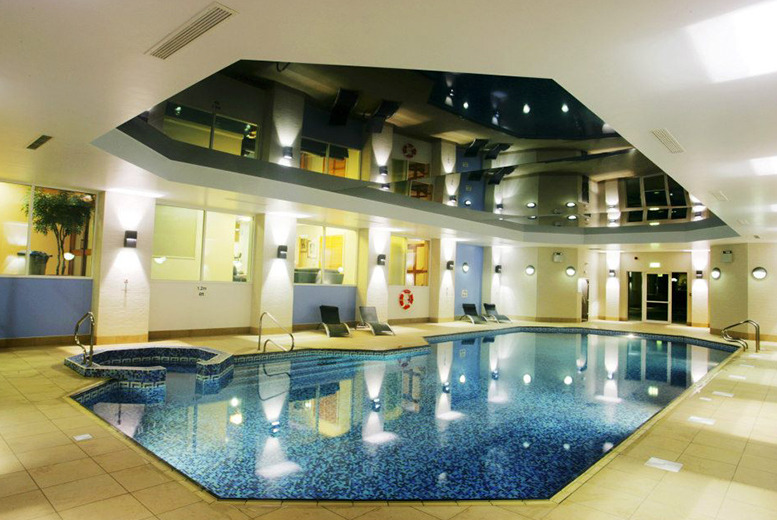 £109 (from Great Little Breaks) for a 1nt stay for 2 at the 4* Best Western, Windmill Village nr. Coventry, inc. dinner & spa access - save 44%