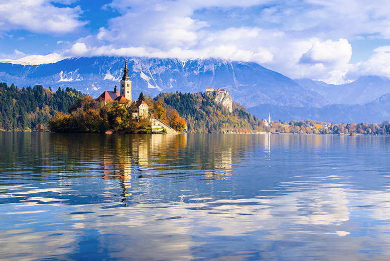 From £129pp instead of up to £190.46pp (from Major Travel) for a 3nt Slovenia break inc. breakfast and flights - save up to 32%