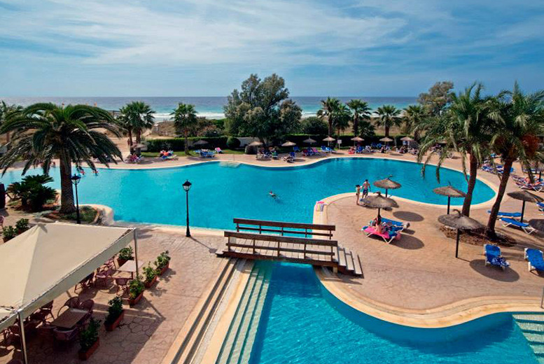 From £329pp instead of up to £531.11pp (from iFly) for an all-inclusive 3*  7-night Menorca break including flights - save up to 38%