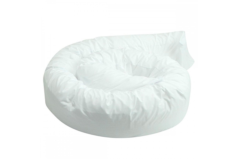 Image of Soft Pregnancy Pillow | White | Living Social