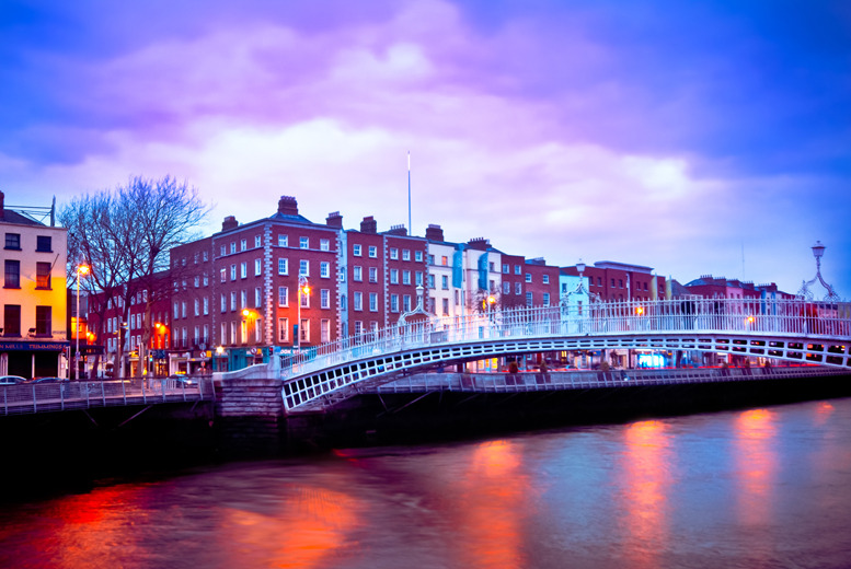 From £89pp (from Major Travel) for a 2nt 3* Dublin break inc. flights - save up to 52%