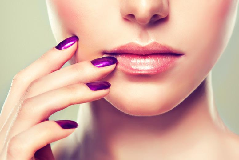 £9 for a Shellac manicure with a hand massage at Madison Hair & Beauty, Edinburgh