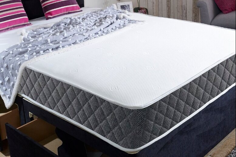 From £49 for a dreemy memory foam mattress from Dreamtouch Mattresses LTD – save up to 71%