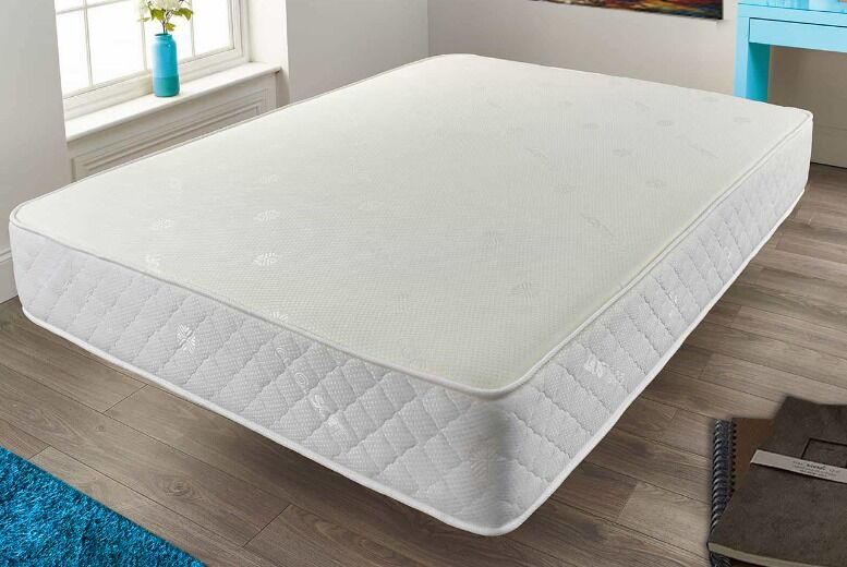 From £69 for cool touch memory sprung mattress from Dreamtouch Mattresses LTD – save up to 59%