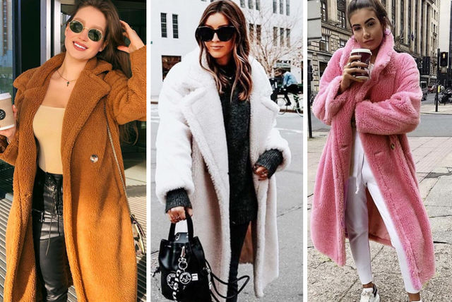 Women's Teddy Coat - Black Friday Deal | Shop | Wowcher