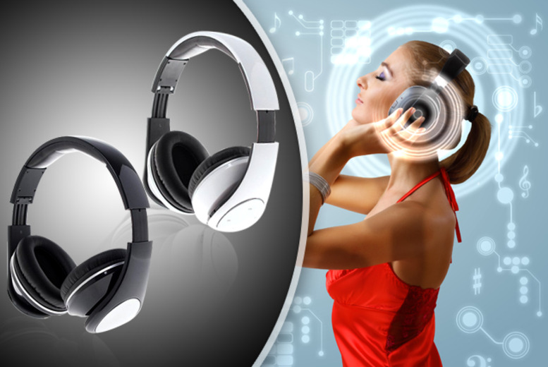 £19.99 instead of £98.99 (from Chimp Electronics) for a pair of wireless Bluetooth Chimp CS-900 headphones - save 80%