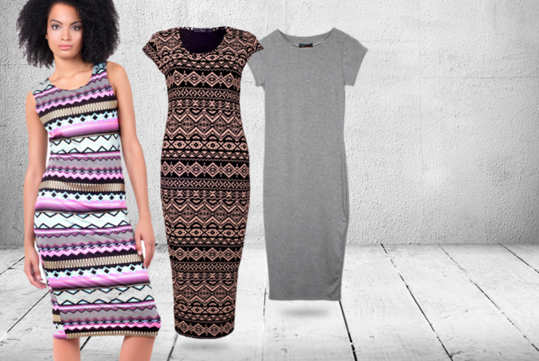 £12.50 instead of £24.99 (from 16sixty) for a midi dress in a choice of 10 designs - save 50%